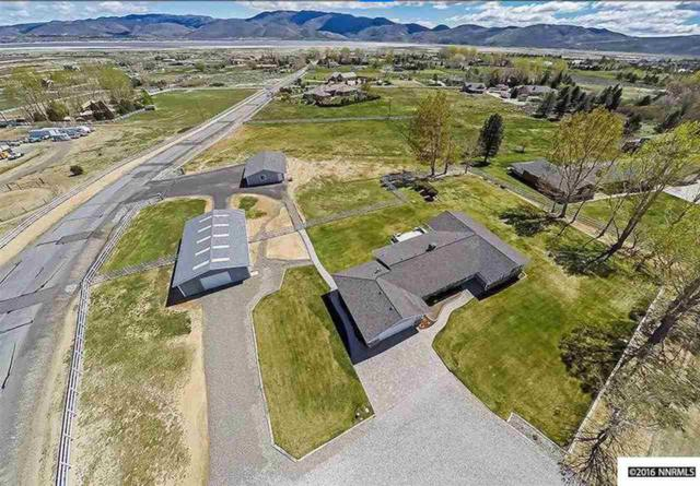 5700 Old Us 395, Washoe Valley, NV 89704 (MLS #190001877) :: Marshall Realty