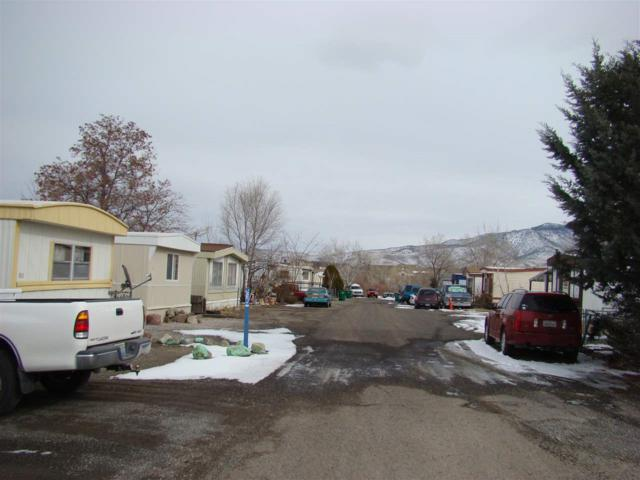 185 Townsend, Dayton, NV 89403 (MLS #190001878) :: Chase International Real Estate