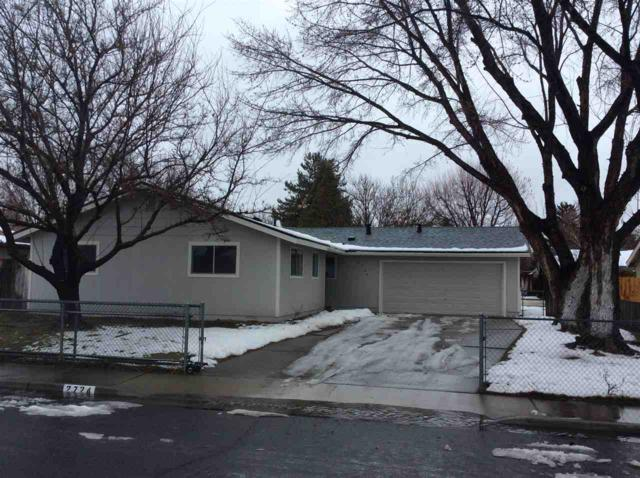 2724 Baker Dr, Carson City, NV 89701 (MLS #190001885) :: Chase International Real Estate