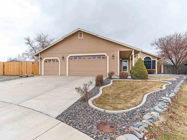 36 Longspur Ct., Sparks, NV 89441 (MLS #190001896) :: The Mike Wood Team