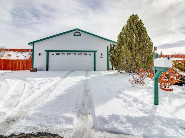 740 Snowdrop, Sun Valley, NV 89433 (MLS #190001914) :: NVGemme Real Estate