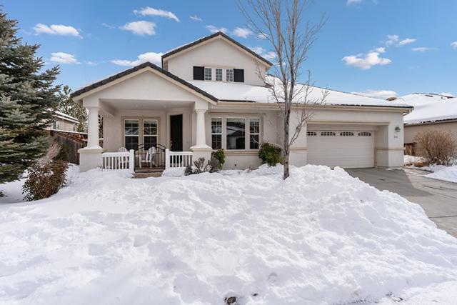 8140 Silver Strike Ct., Reno, NV 89523 (MLS #190001927) :: Theresa Nelson Real Estate