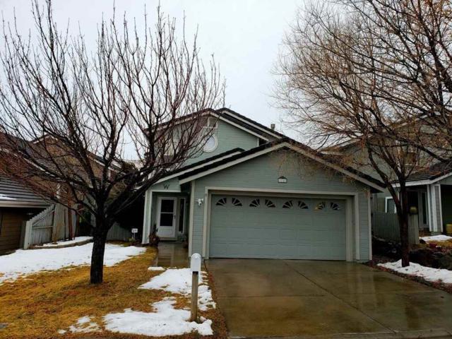 3146 Alpine Creek Rd., Reno, NV 89519 (MLS #190001928) :: The Mike Wood Team