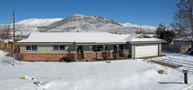 4374 Apollo Drive, Carson City, NV 89706 (MLS #190001940) :: The Mike Wood Team
