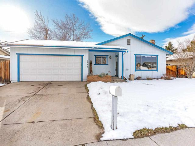 1445 Crown Drive, Reno, NV 89503 (MLS #190001949) :: Chase International Real Estate