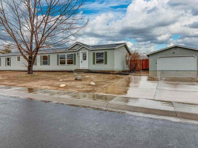 165 Rose Peak, Dayton, NV 89403 (MLS #190001955) :: Chase International Real Estate