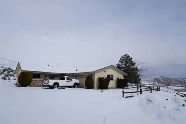 8 Scarlet Circle, Carson City, NV 89706 (MLS #190001966) :: Chase International Real Estate