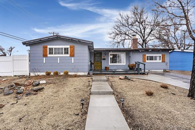 701 Stoker Avenue, Reno, NV 89503 (MLS #190001976) :: The Mike Wood Team