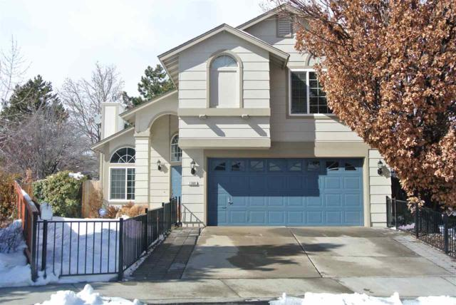 1300 Starview Circle, Reno, NV 89523 (MLS #190001993) :: Chase International Real Estate