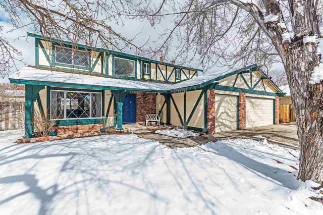2672 Drexel Way, Sparks, NV 89434 (MLS #190002043) :: Vaulet Group Real Estate
