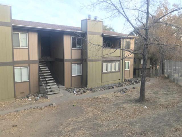 2085 Highview Ct #8 #8, Reno, NV 89512 (MLS #190002054) :: Marshall Realty