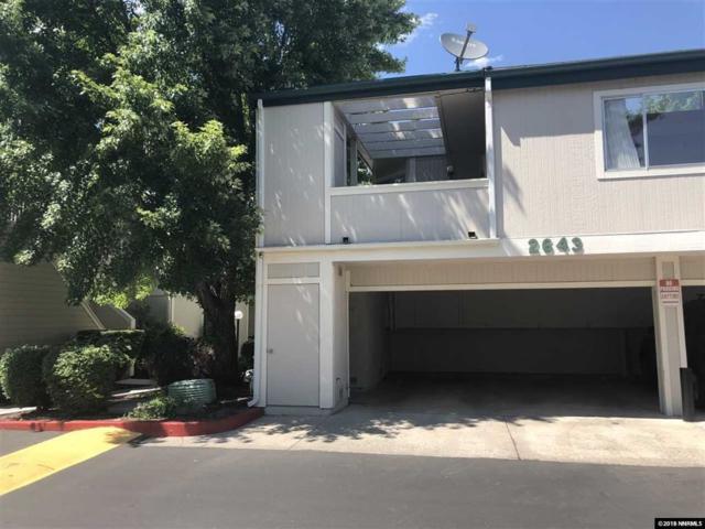 2643 Sunny Slope Drive #5, Sparks, NV 89434 (MLS #190002055) :: Vaulet Group Real Estate