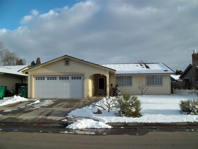 831 Glen Molly Drive, Sparks, NV 89434 (MLS #190002067) :: Marshall Realty