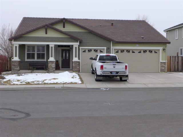 4212 Desert Highlands Dr, Sparks, NV 89431 (MLS #190002068) :: NVGemme Real Estate