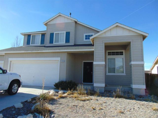 1618 Laverder, Fernley, NV 89408 (MLS #190002071) :: Chase International Real Estate