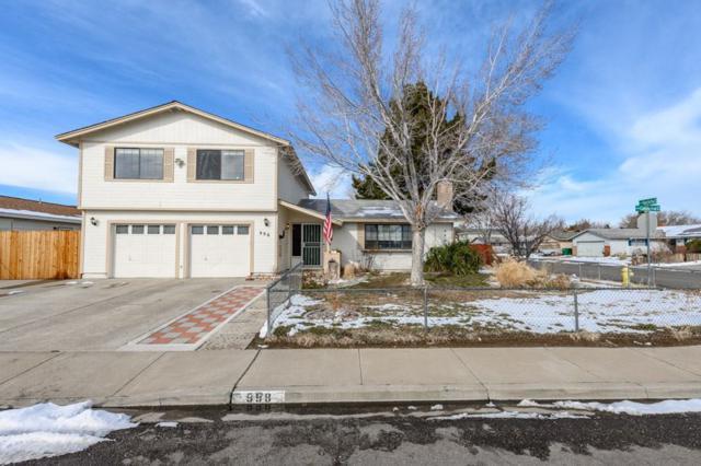 998 Camino Real, Sparks, NV 89434 (MLS #190002090) :: Vaulet Group Real Estate