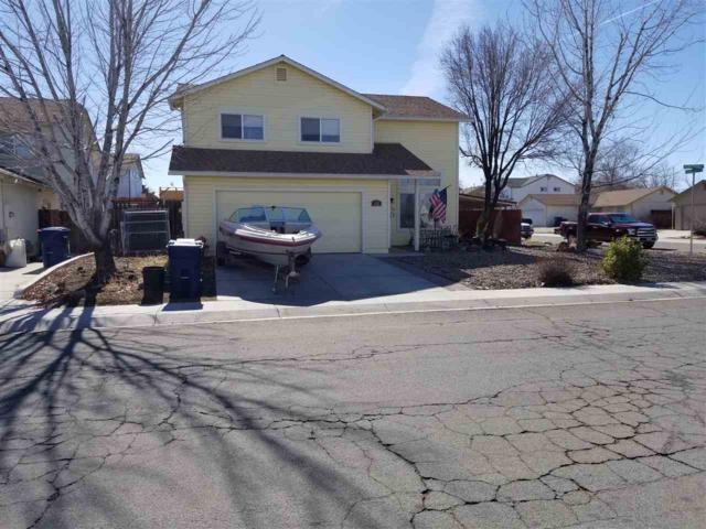122 Desert Springs, Fernley, NV 89408 (MLS #190002098) :: Marshall Realty