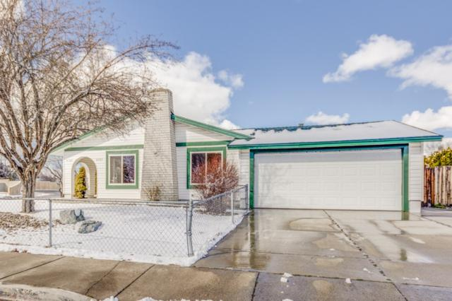 4105 Snowshoe Lane, Reno, NV 89502 (MLS #190002099) :: Vaulet Group Real Estate