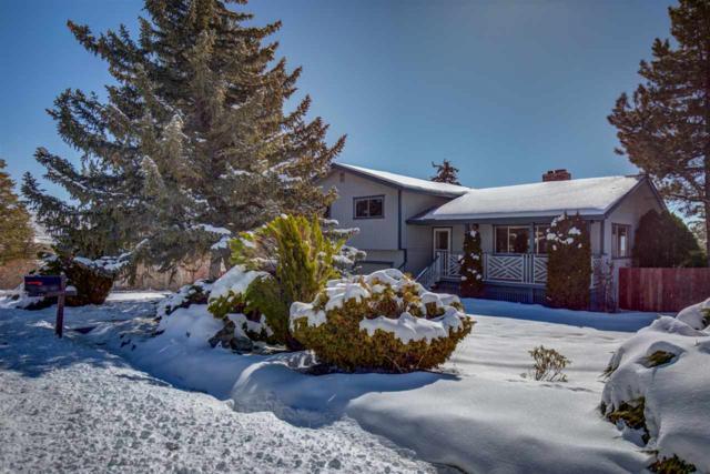 1601 Jefferson Drive, Carson City, NV 89706 (MLS #190002132) :: Marshall Realty