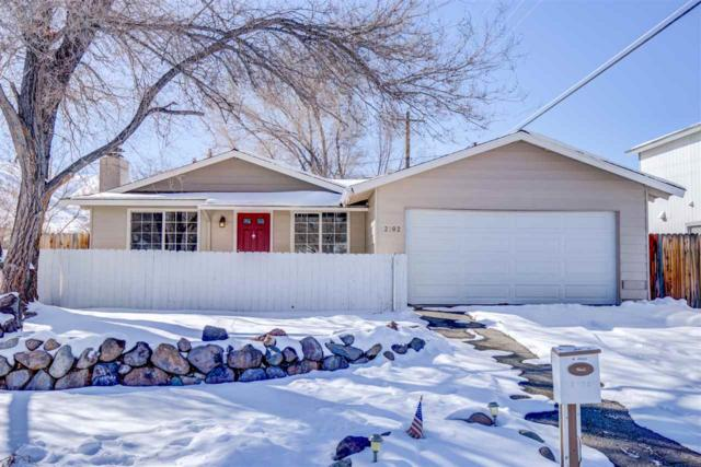 2102 Idaho St, Carson City, NV 89701 (MLS #190002235) :: Joshua Fink Group