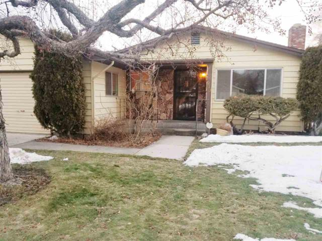 213 S Richmond Ave, Carson City, NV 89703 (MLS #190002507) :: Harcourts NV1