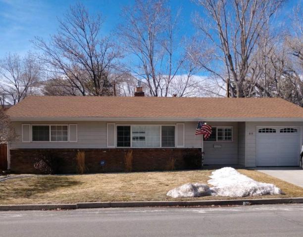 810 S Division, Carson City, NV 89703 (MLS #190002545) :: Harcourts NV1