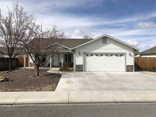 791 Noel Lane, Fallon, NV 89406 (MLS #190002852) :: Theresa Nelson Real Estate