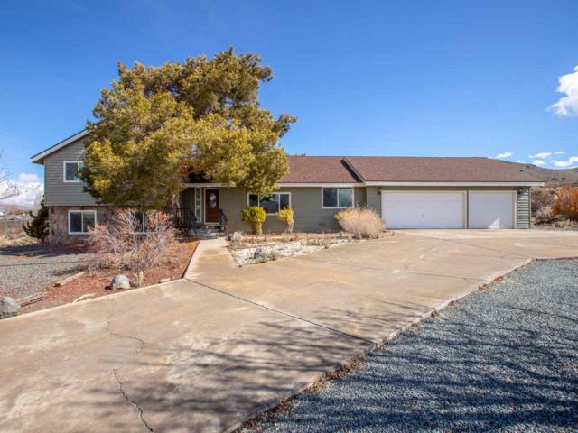 3161 Conte Drive, Carson City, NV 89701 (MLS #190002970) :: Harcourts NV1