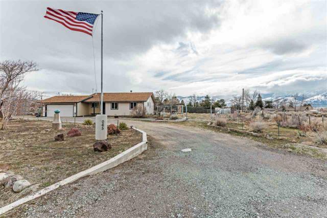 3065 Eastlake Boulevard, Washoe Valley, NV 89704 (MLS #190002980) :: Harcourts NV1