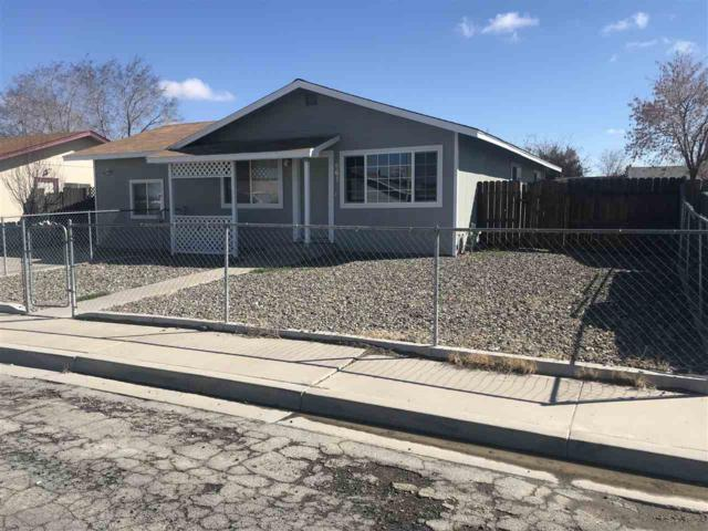 961 Mark Ave., Fallon, NV 89406 (MLS #190002990) :: Ferrari-Lund Real Estate