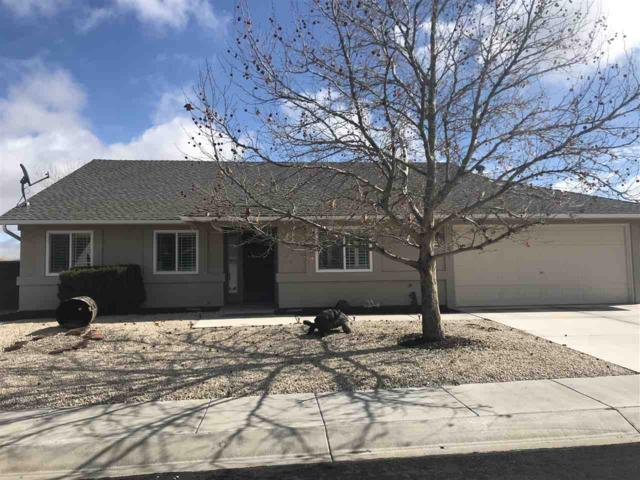 1061 Pepper Lane, Fernley, NV 89408 (MLS #190003027) :: Harcourts NV1