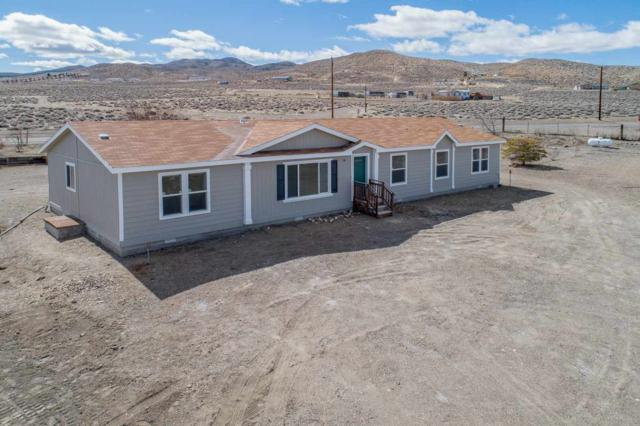 5340 Aspen, Silver Springs, NV 89429 (MLS #190003152) :: Harcourts NV1