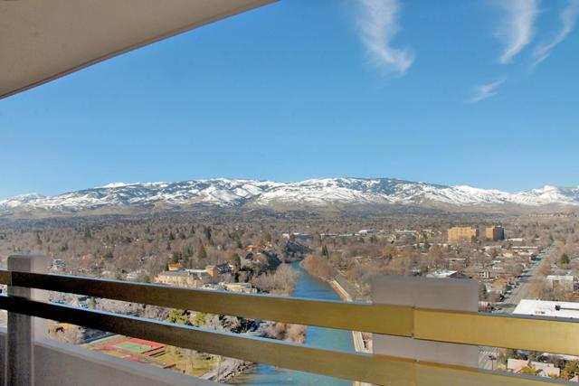 100 N Arlington 22-H, Reno, NV 89501 (MLS #190003216) :: Chase International Real Estate