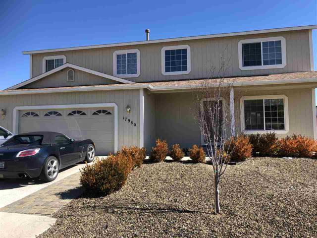 17980 Mama Bear Ct, Reno, NV 89508 (MLS #190003244) :: Harcourts NV1