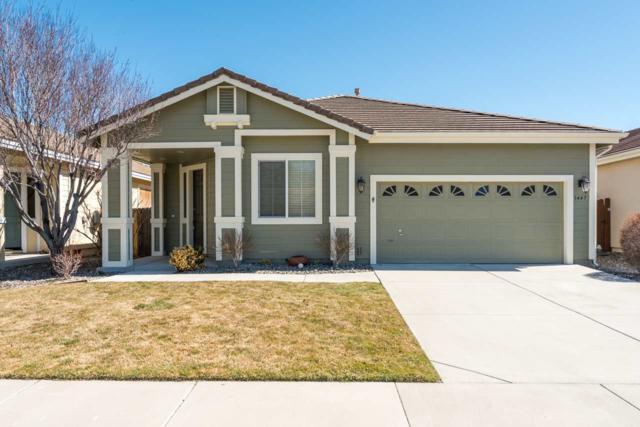 3447 Long Dr., Minden, NV 89423 (MLS #190003277) :: NVGemme Real Estate