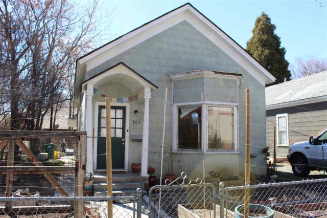 305 W King, Carson City, NV 89703 (MLS #190003278) :: Harcourts NV1