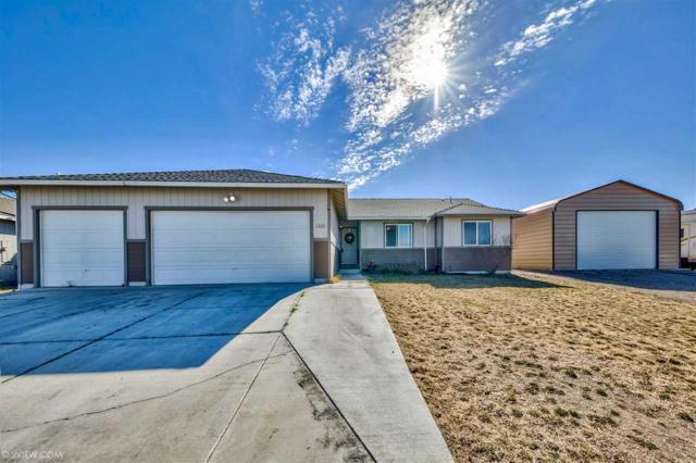 1321 Nevada Pacific Blvd, Fernley, NV 89408 (MLS #190003372) :: NVGemme Real Estate
