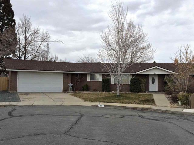 21 Bodie, Carson City, NV 89706 (MLS #190003373) :: Harcourts NV1