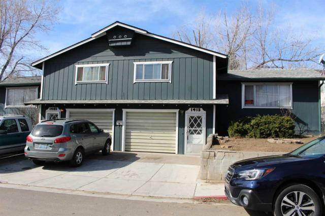 1415 Terrace Dr, Reno, NV 89503 (MLS #190003384) :: Harcourts NV1