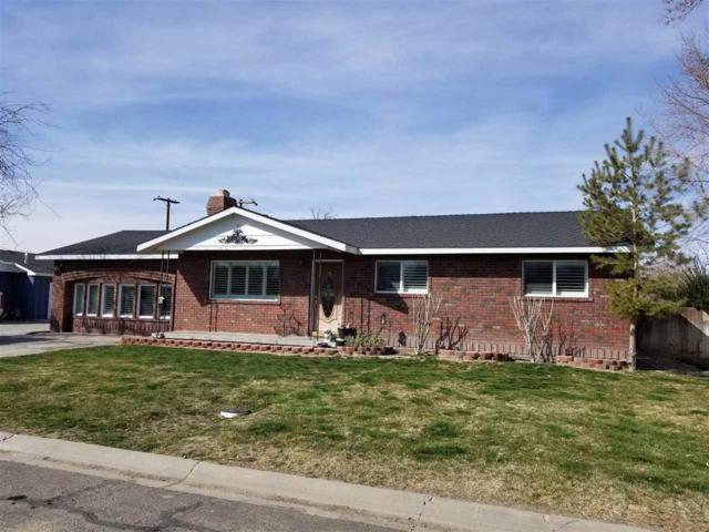 112 Meadow Drive, Yerington, NV 89447 (MLS #190003387) :: Harcourts NV1