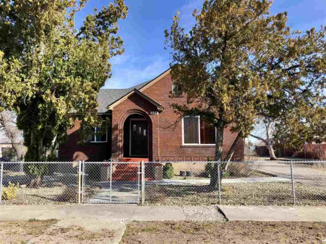 529 Stewart St, Reno, NV 89502 (MLS #190003406) :: Harcourts NV1