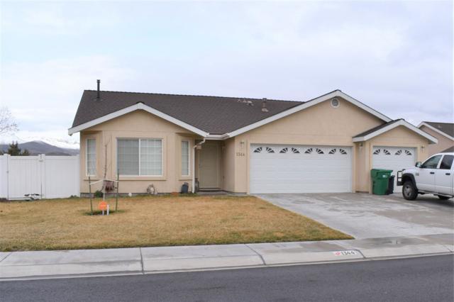 1344 White Bluffs, Fernley, NV 89408 (MLS #190003440) :: NVGemme Real Estate