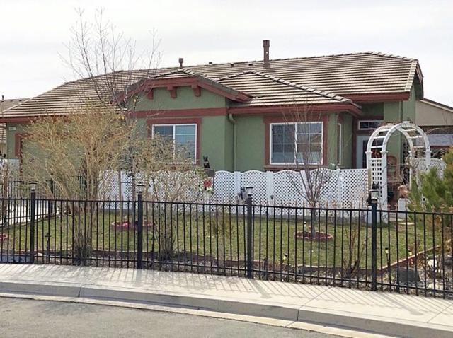 207 Hazelnut Ct, Fernley, NV 89408 (MLS #190003441) :: NVGemme Real Estate