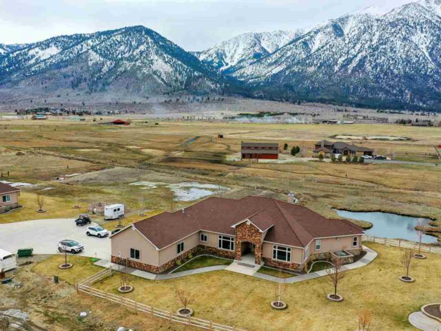 921 Fairview + Guest House, Gardnerville, NV 89460 (MLS #190003455) :: NVGemme Real Estate