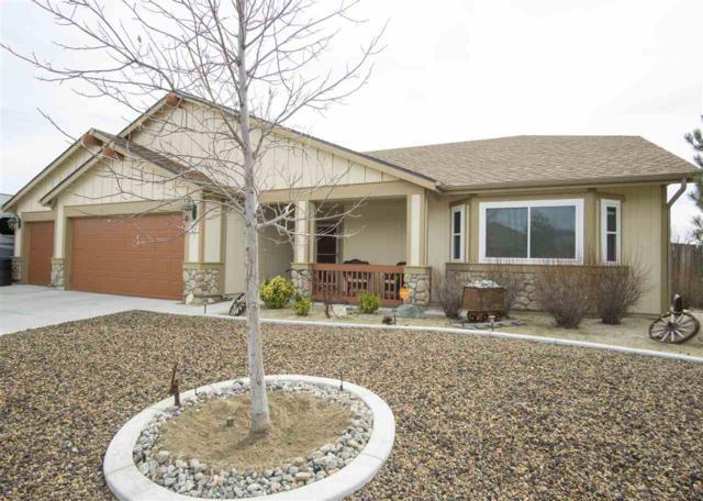 721 Clydesdale, Dayton, NV 89403 (MLS #190003459) :: NVGemme Real Estate