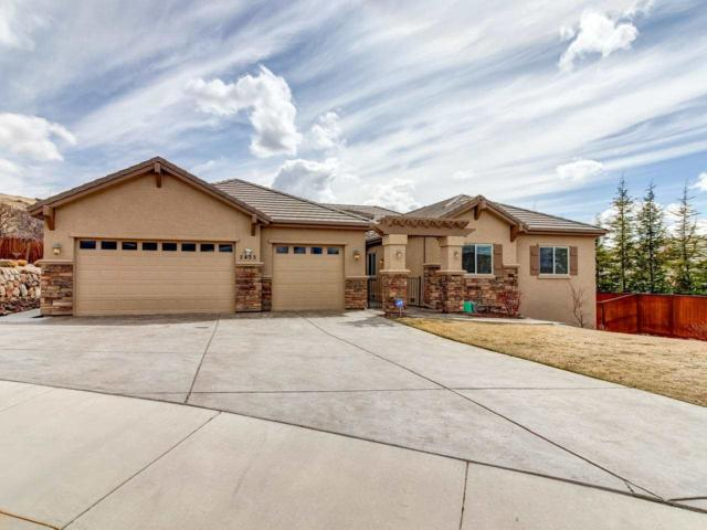 2435 Treviso Ct, Sparks, NV 89434 (MLS #190003467) :: The Mike Wood Team