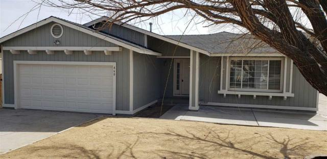 460 Dispensia, Wadsworth, NV 89442 (MLS #190003469) :: The Mike Wood Team