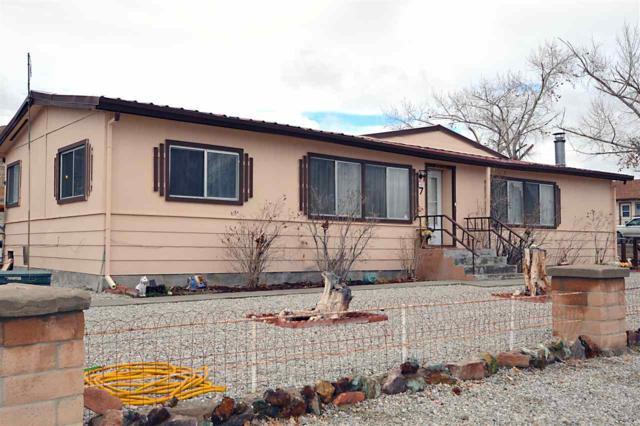7 Bluestone Ave, Yerington, NV 89447 (MLS #190003476) :: Harcourts NV1