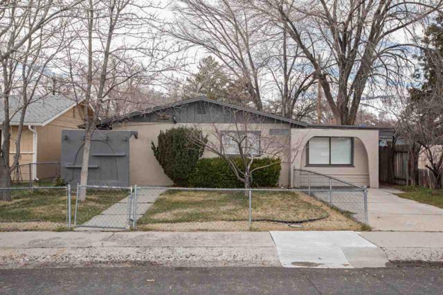 226 N Harbin Avenue, Carson City, NV 89701 (MLS #190003532) :: NVGemme Real Estate