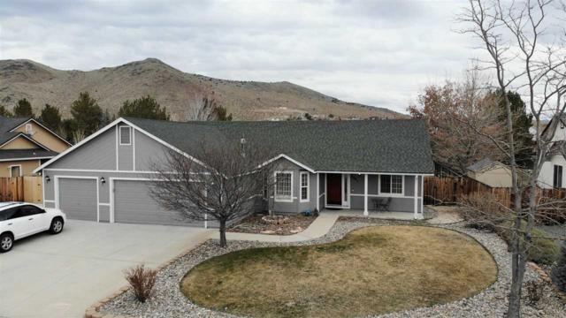 2967 Del Rio Lane, Minden, NV 89423 (MLS #190003551) :: NVGemme Real Estate